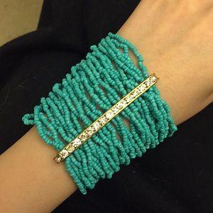 Green diamond Bracelet